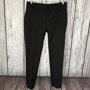 CAbi Charcoal Grey Trousers Size 14 B62